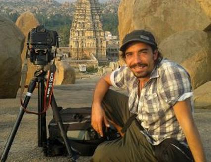 Antonio Rodrigo – Experiencia India