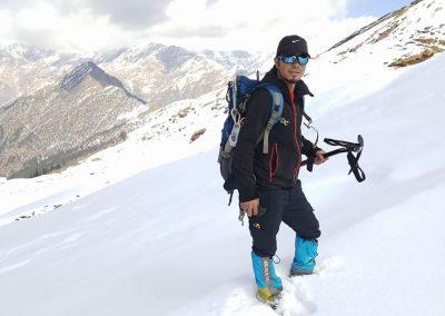 Guia Trekking
