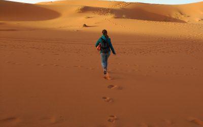 Maria José – En el desierto pasaran cosas y pasaron