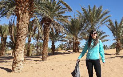 Cristina – mundo pequeño, pero el desierto es grande