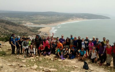 Vanessa – el trekking perfecto