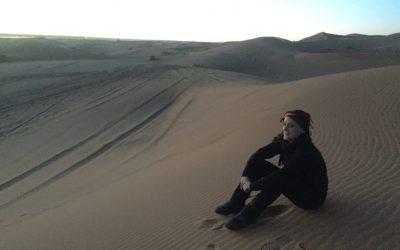Celia – Amanecer en el desierto