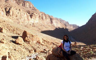 Maria Dolores – reconciliarme con Marruecos