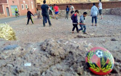 Santiago – hacer amigos en Marruecos