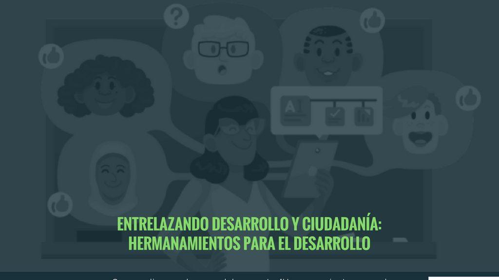 Curso online Desarrollo y ciudadanía