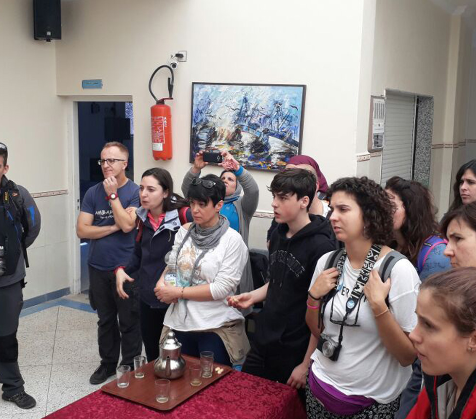 Visita Orfanato Essaouira