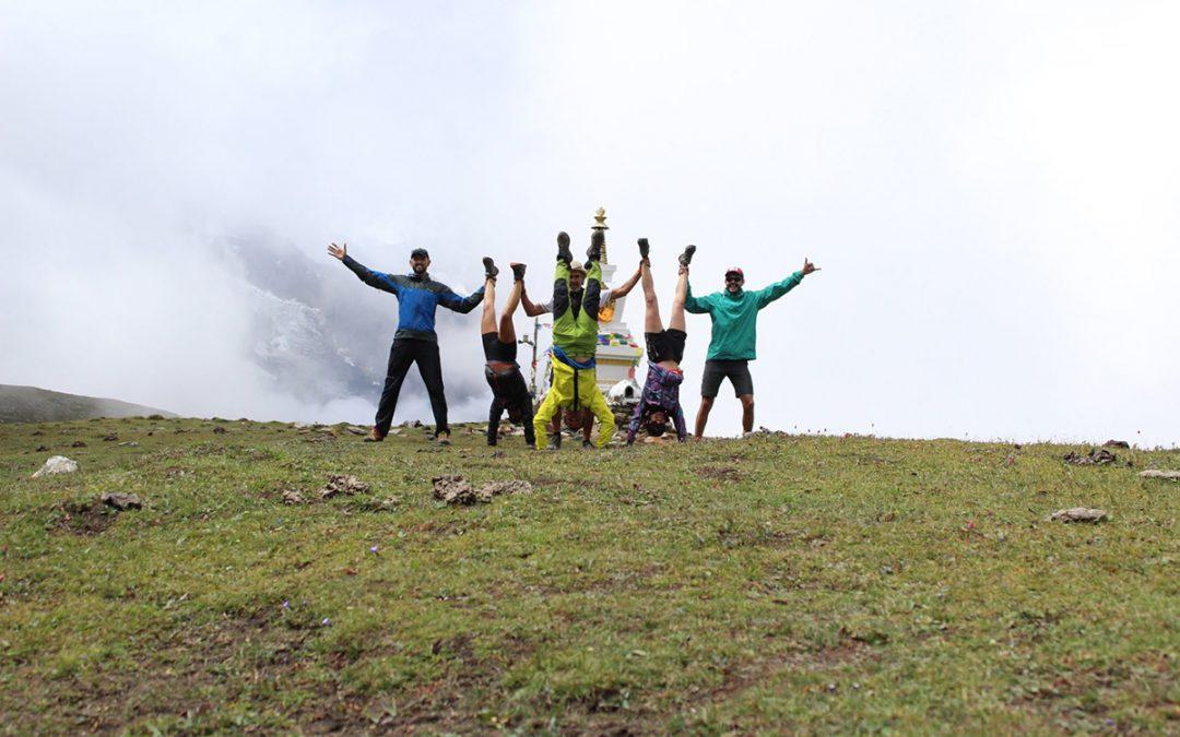 Trekking Nepal turismo Responsable