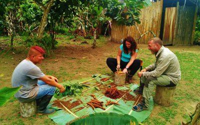 Viaje por el paraiso ecuatoriano