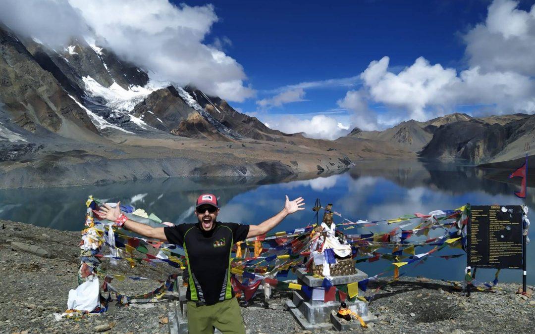 Vive Nepal, enamorado de las montañas