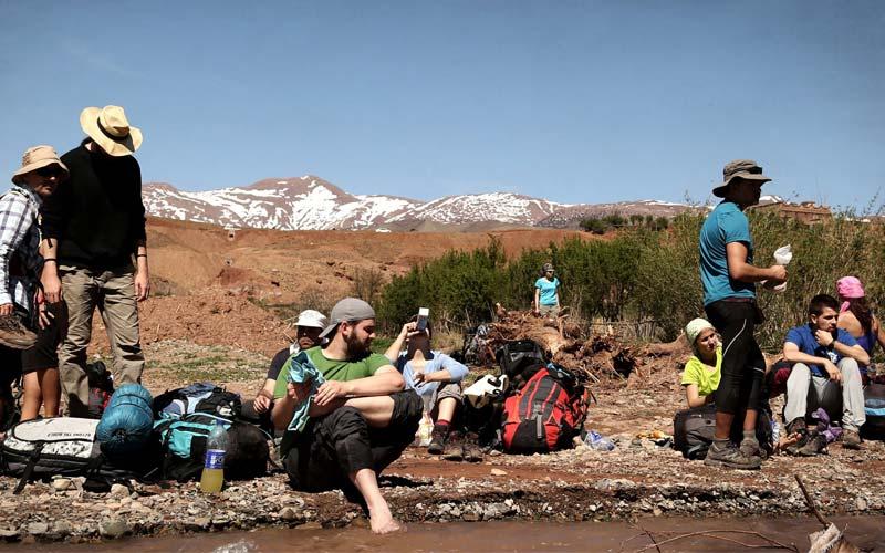 Trekking-Atlas-Marruecos-turismo-responsable-y-sostenible