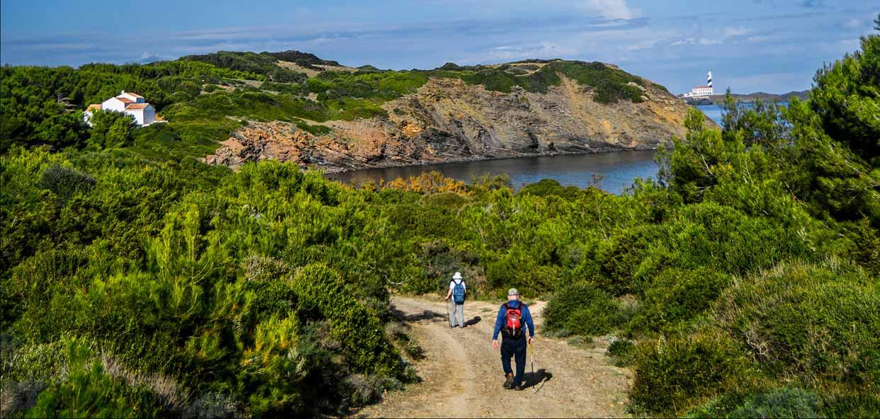 Cala-Morella---Senderismo-Menorca-Campamento