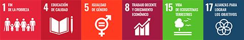 ODS 4 Educación calidad