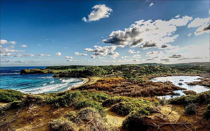 Playa-de-Tortuga---Cami-de-cavalls-Menorca