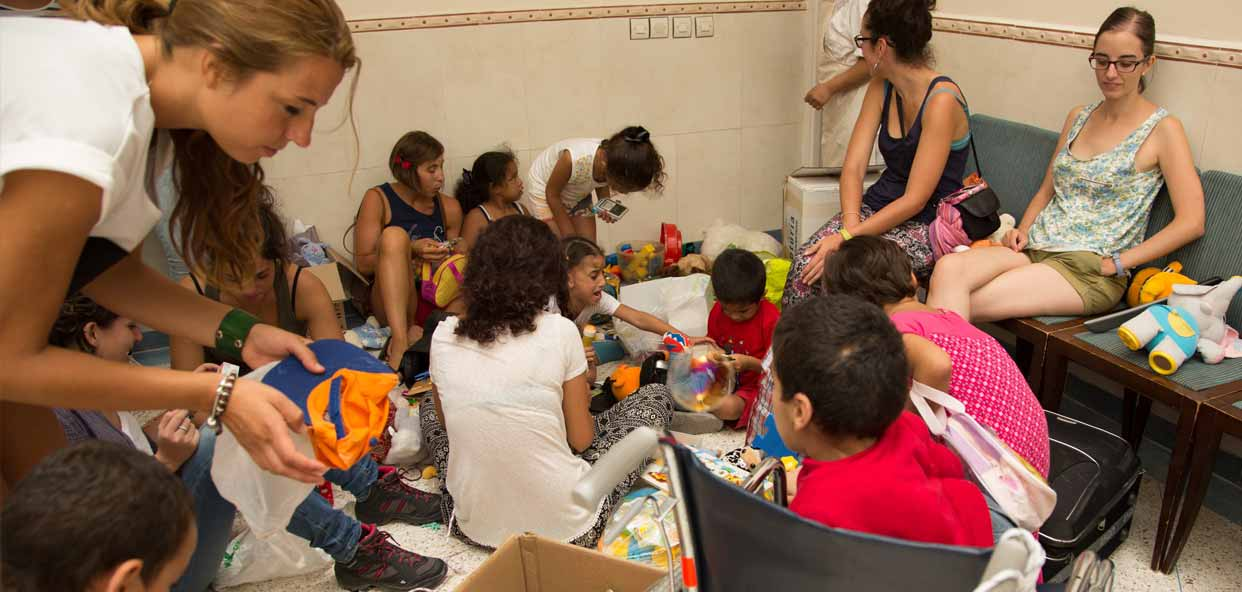 Visita-al-orfanato-de-Essaouira-Darna