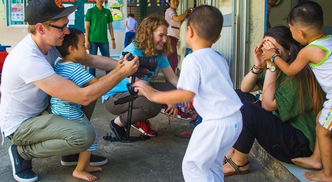Jardín infancia Vietnam