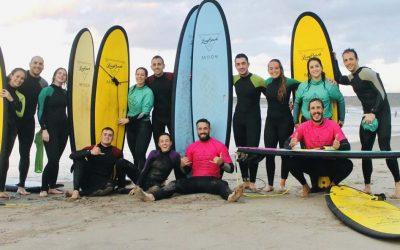 Surf en Salinas – Asturias