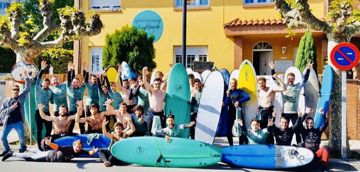 amigos-campamento-surf