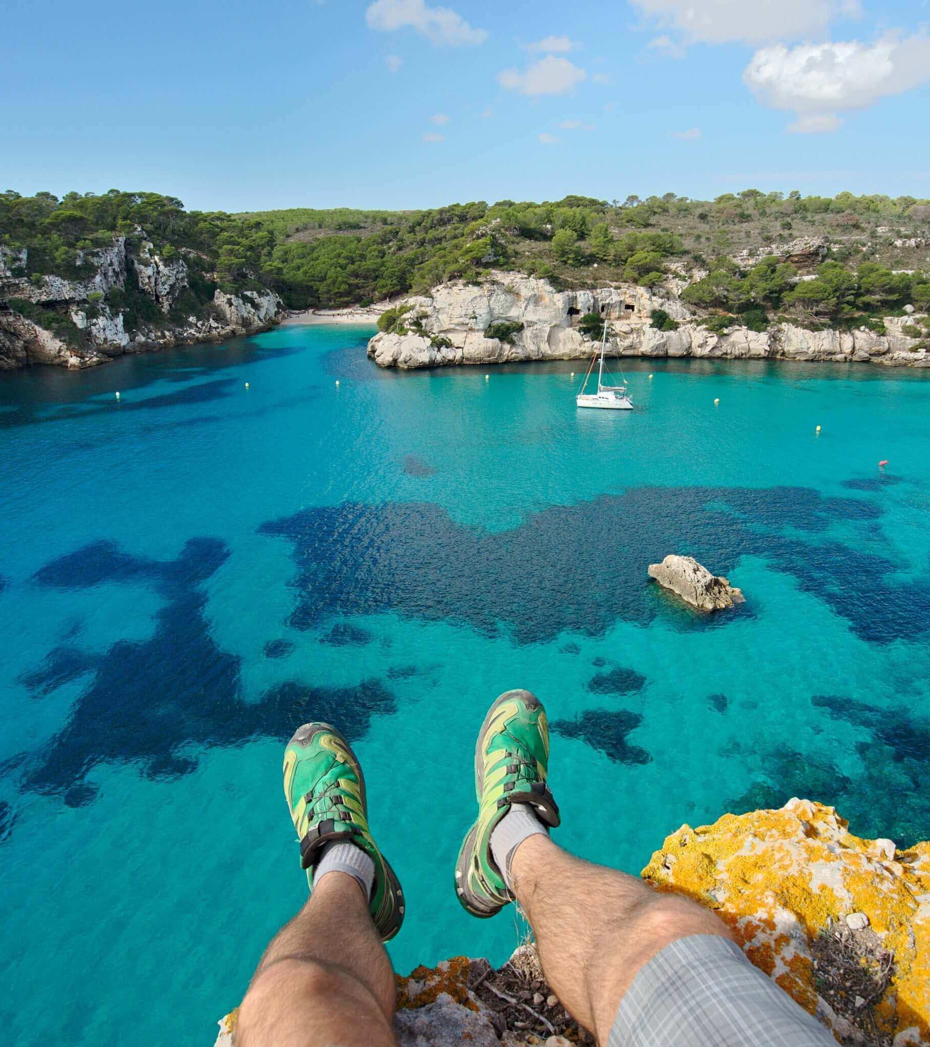 Trekking Menorca Cami de Cavalls senderismo